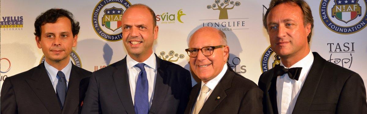 NIAF Italia Awards 2015
